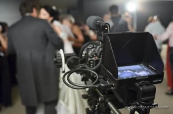 Pachet video nunta artistic filmat cu DSLR