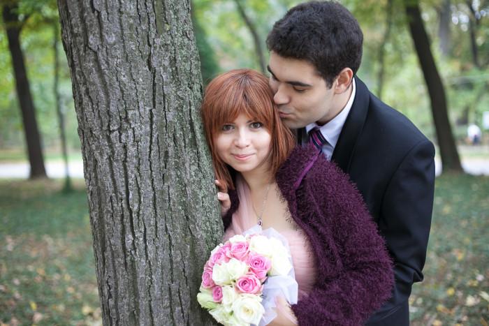 Cununie Alesia si Cosmin – Bucuresti 12.10.2013
