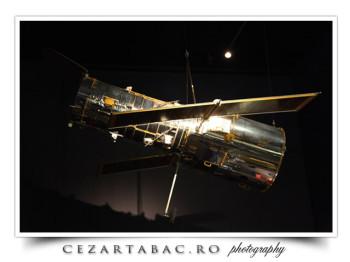 Un satelit vechi in Muzeul Stiintei din Londra