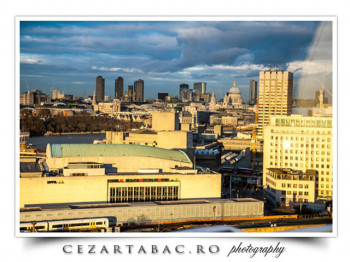 Londra vazuta din London Eye
