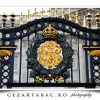 Poarta de la Palatul Buckingham