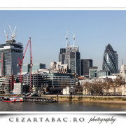 London from other side of Thames