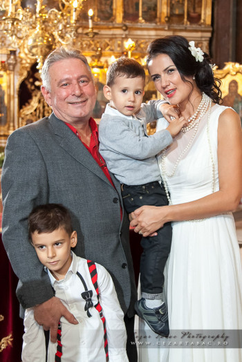 Cununie religioasa Carmen Olteanu si Madalin Voicu