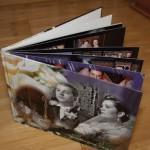 Primul album foto de nunta…. pe hartie fotografica