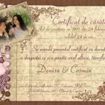 Acte necesare pentru eliberarea certificatului de casatorie