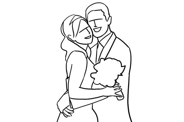 Idei si pozitii in fotografia de nunta 16
