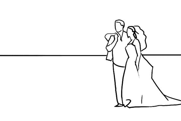 Idei si pozitii in fotografia de nunta 20