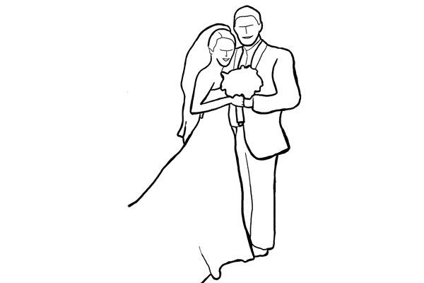 Idei si pozitii in fotografia de nunta 21