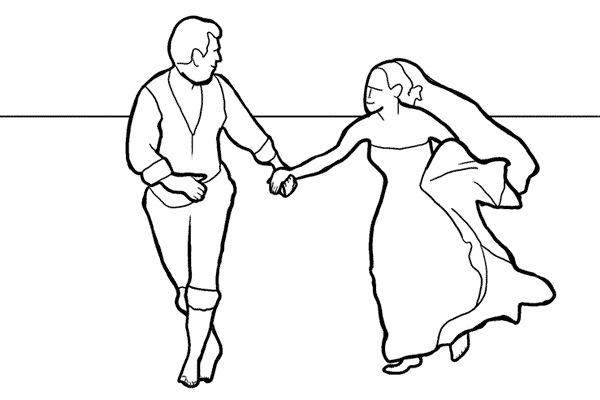 Idei si pozitii in fotografia de nunta 5