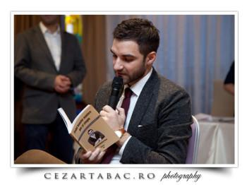 Laurentiu Florea lansare carte Codul Bunelor Maniere